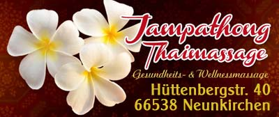 Jampathong Thaimassage Neunkirchen Thaimassage Wellnessmassage
